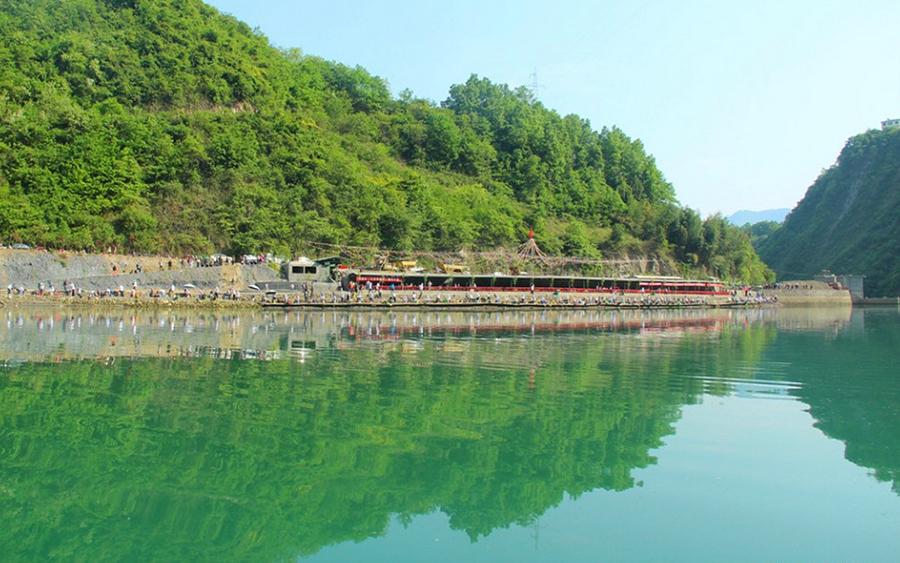 紫阳县域气候属北亚热带湿润季风型气候,高温多雨,雨热同步,四季