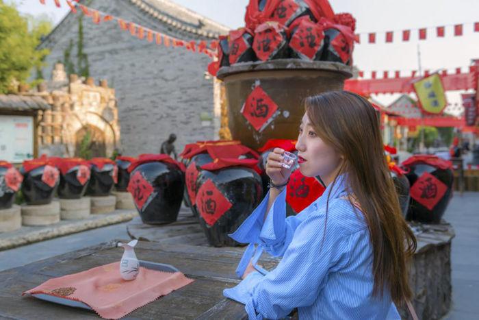 魏集古村落旗袍灯光节摄影创作团招募(图7)