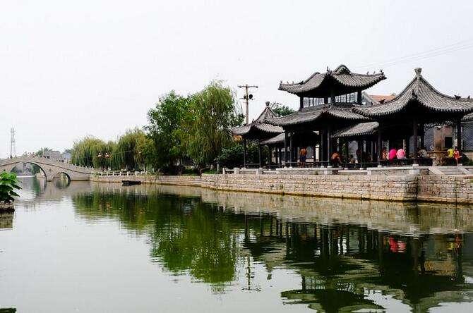 山东省旅游摄影协会微山湖南阳古镇摄影创作团招募(图3)